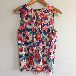 Laundry by Shelli Segal Floral Top